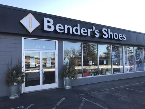 Benders Duluth Exterior